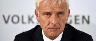 Image: Porsche CEO Mueller succeeds Winterkorn at Volkswagen