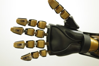Image: artificial skin developed by researchers at Stanford