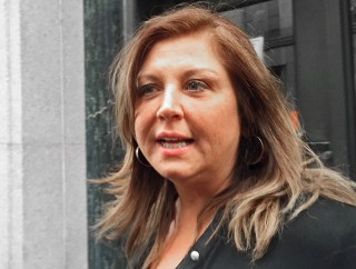 Image: Reality TV show star Abby Lee Miller leaves the federal courthouse in Pittsburgh