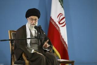 Image: Ayatollah Ali Khamenei