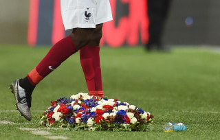 Image: England v France