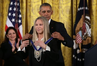 Image: President Obama Presents The Presidential Medal Of Freedom Awards