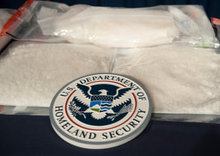 Image: Flakka seized by the Department of Homeland Security.