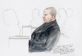 Image:  Porter Trial Freddie Gray