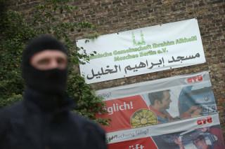 Image: Police Raid Berlin Mosque