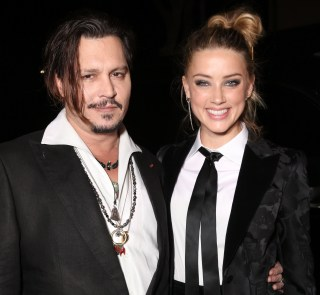 Johnny Depp and Amber Heard in Australia Over Dog Importation Drama