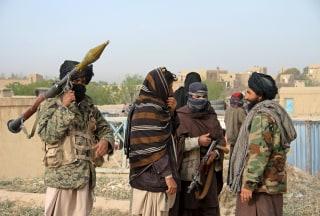 Image: Members of the Taliban