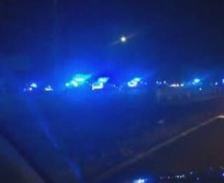 Image: Shooting scene in Tallahassee, Florida