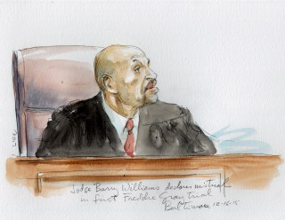 Image: William Porter trial