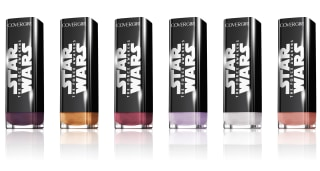 """Photo: CoverGirl's """"Star Wars"""" beauty products."""