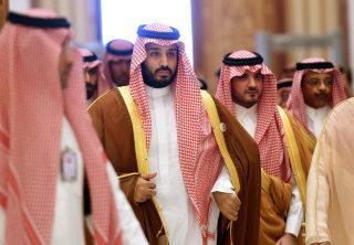 Image: Saudi Defense Minister Mohammed bin Salman
