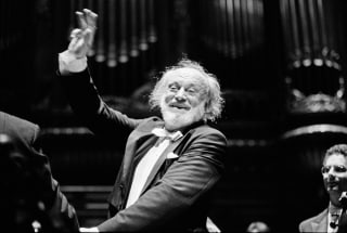 Image: (FILE) Conductor Kurt Masur Dies At 88 Kurt Masur
