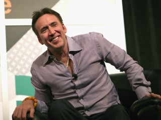 Image: A Conversation With Nicolas Cage And Greenroom Photo Op And Q&A - 2014 SXSW Music, Film + Interactive Festival