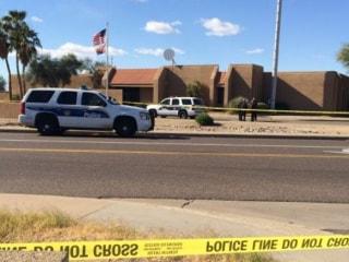 Image: Phoenix Police shooting