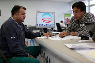 Private health insurance already forms the basis of the Obamacare exchanges that Republicans have vowed to raze