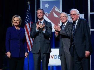 Image: Battle Born Battleground First in the West Caucus Dinner