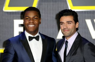 "Image: ""Star Wars: The Force Awakens"" - European Film Premiere - Red Carpet Arrivals"