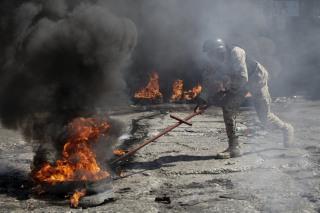 Image: Port-au-Prince, Haiti