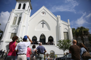 Funeral Services Continue For Victims Of Charleston Church Shooting