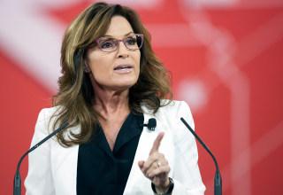Image: A photo of Sarah Palin