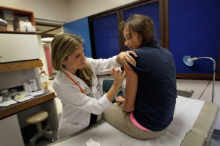 HPV Vaccinations