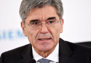 Image: Siemens CEO Joe Kaeser