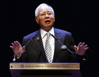 Image: Malaysian attorney general orders end to donation affair probe