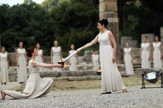 Image: Lighting Ceremony of the Olympic Flame