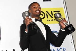 47th NAACP Image Awards - Press Room