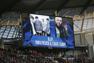 IMAGE: Tribute to Viola Beach