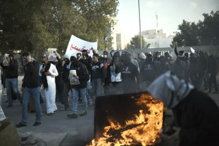 Image: BAHRAIN-UNREST-ANNIVERSARY-POLITICS-DEMO