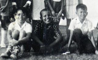 Image: Barack Obama Child Indonesia