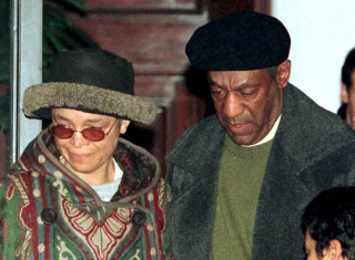 Image: Camille and Bill Cosby