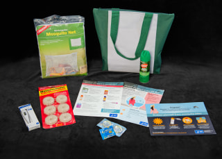 Image: Zika Prevention Kits