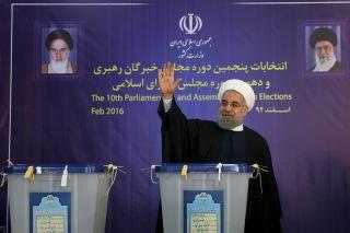 Image: Iranian President Hassan Rouhani