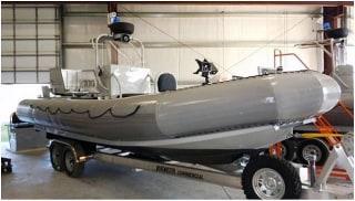 Image: Afghan boat