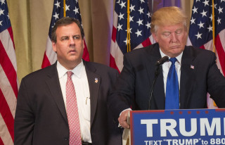 Image: Donald Trump in Palm Beach, Florida, USA