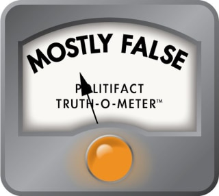 Image: PolitiFact's Truth-O-Meter