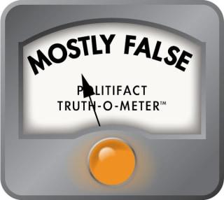 Image: PolitiFact's Truth-O-Meter