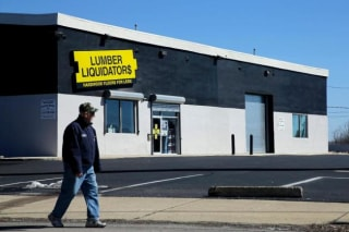 Lumber Liquidators Pays $2.5M Over formaldehyde in Flooring
