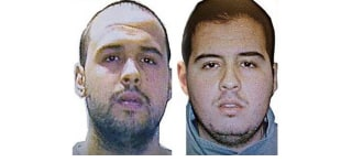 Image: El Bakraoui brothers