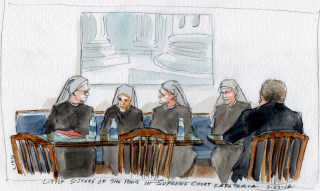 Image: Scotus Sketch