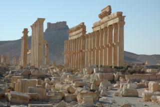 Image: Palmyra Syria
