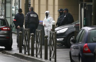 Image: Anti-terrorism operation in Argenteuil