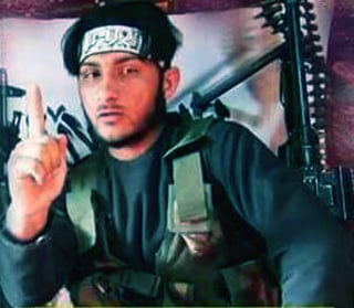 Image: A Pakistani terror group said that the man shown on its Facebook page was the suicide bomber who killed more than 70 people in a Lahore park on Easter.