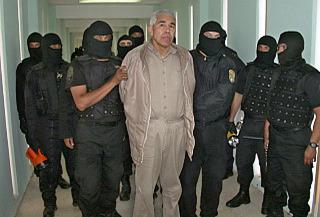Image: Mexican drug cartel boss Rafael Caro Quintero