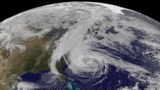 Image: Hurricane Sandy bears down on the Eastern seaboard