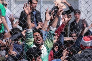 Image: Greece Begins The Deportation Of Refugees To Turkey