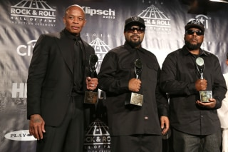 Dr. Dre, Ice Cube, MC Ren