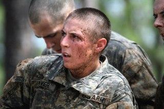 Image: Pentagon to open all combat jobs to women
